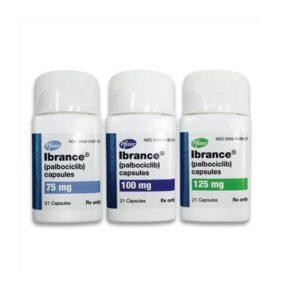 Thuốc Ibrance 125mg, 100mg, 75mg (Palbociclib) - Điều trị Ung thư vú tiến xa