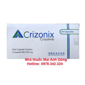 Thuốc Crizonix 250mg là thuốc gì? Tác dụng cách dùng giá bán