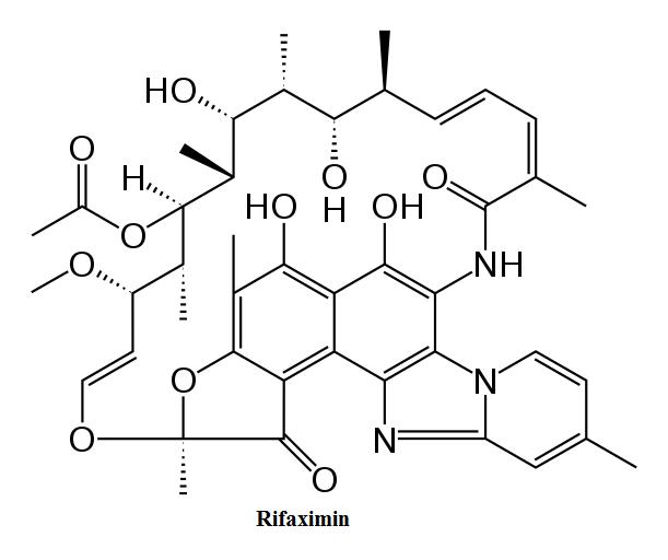 Thuốc Rifaximin là thuốc gì?