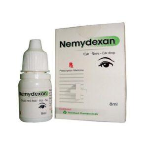 Thuốc nhỏ mắt, mũi ,tai Nemydexan giá bao nhiêu mua thuốc ở đâu