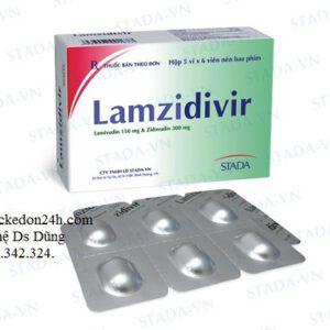 Thuốc Synfovir - L là thuốc gì? Tác dụng giá thuốc bao nhiêu? nơi bán?