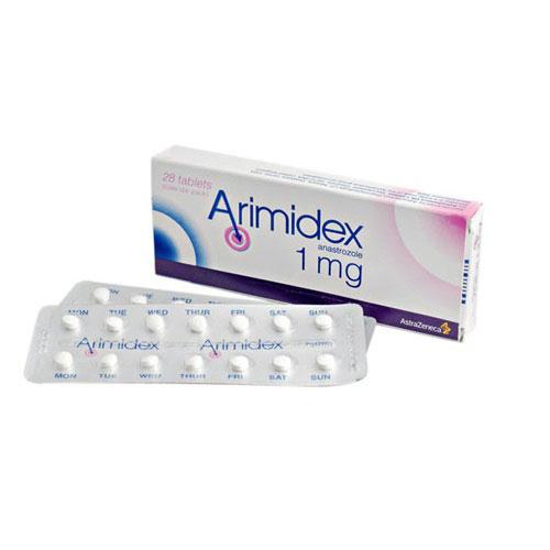 Thuốc Arimidex 1mg giá bao nhiêu mua thuốc ở đâu