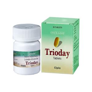 Thuốc Trioday là thuốc gì? Tác dụng giá thuốc bao nhiêu, mua ở đâu?
