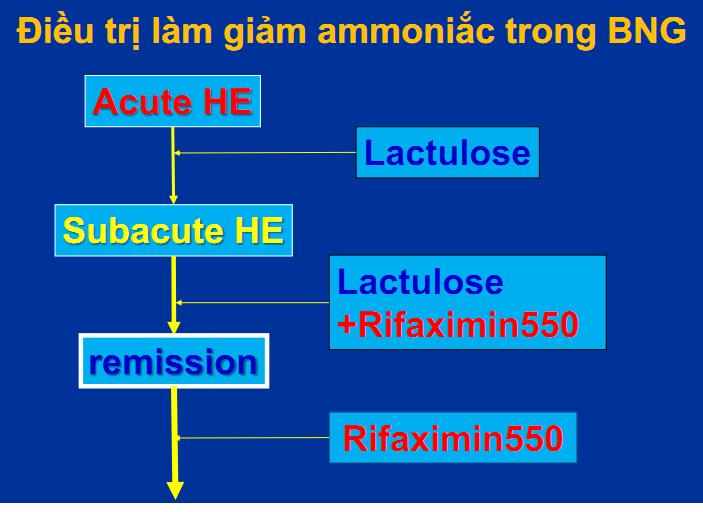 Cơ chế rifaximin