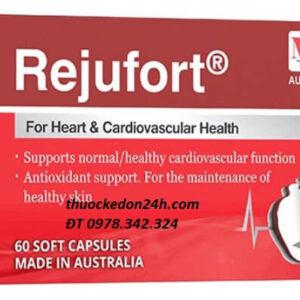 Thuốc Rejufort Tác dụng cách dùng mua ở đâu bán giá bao nhiêu rẻ nhất?