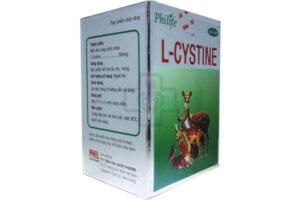 Thuốc L-Cystine Phils-Lin tác dụng, cách dùng, mua ở đâu, giá bán