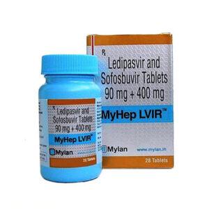 Thuốc Myhep Lvir là thuốc gì? Tác dụng cách dùng giá bán bao nhiêu?