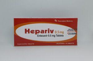 Thuốc Hepariv 0,5mg giá bao nhiêu? Mua thuốc ở đâu uy tín?