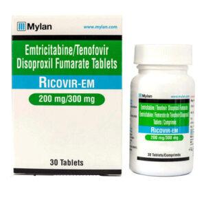 Thuốc Ricovir Em có tốt không, mua thuốc ricovir ở đâu, giá bán?