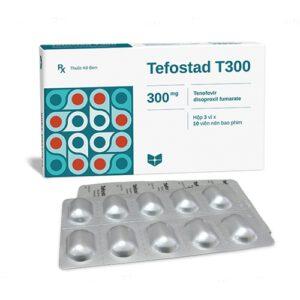 Thuốc Tefostad T300 giá bao nhiêu mua thuốc ở đâu