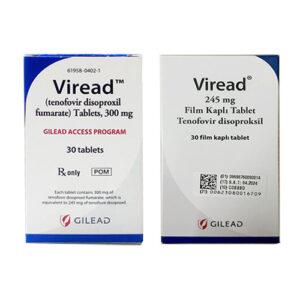 Thuốc Viread chữa bệnh gì, tác dụng, giá bán, mua ở đâu chính hãng?
