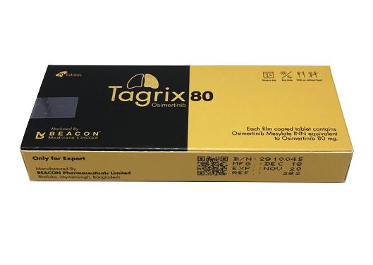 ThuốcTagrix 80mg là thuốc gì? osimertinib