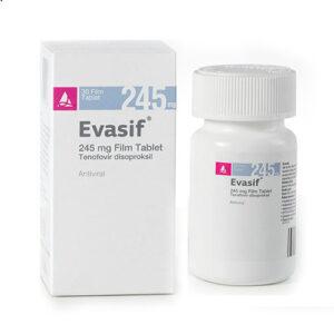 Thuốc Evasif 245mg giá rẻ nhất việt nam